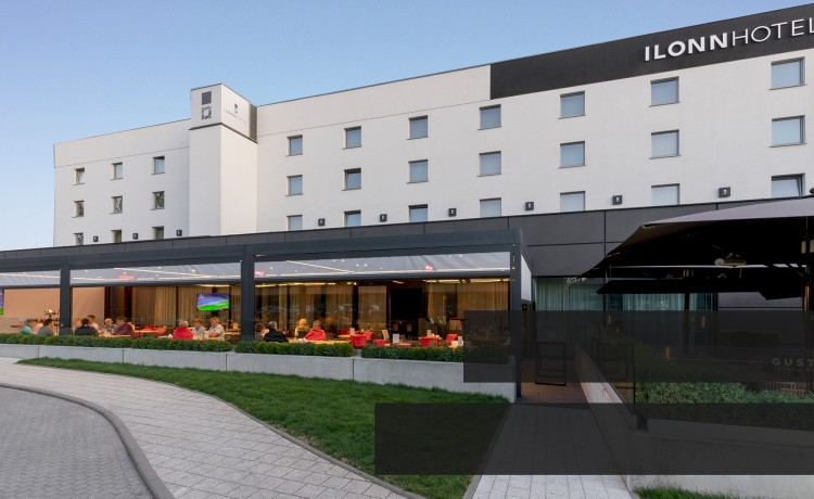 Ilonn Hotel Budynek MojeKonferencje