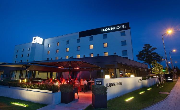 Ilonn Hotel Hotel wieczorem MojeKonferencje