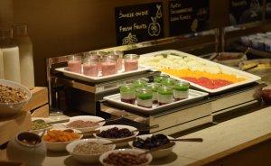 Ilonn Hotel Urozmaicone jedzenie MojeKonferencje