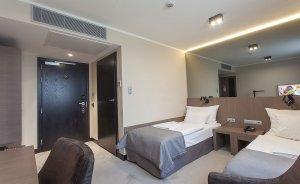 Ilonn Hotel Pokój dwuosobowy z pojedynczymi łóżkami MojeKonferencje