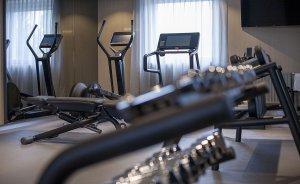 Ilonn Hotel Nowoczesny sprzęt do ćwiczeń MojeKonferencje