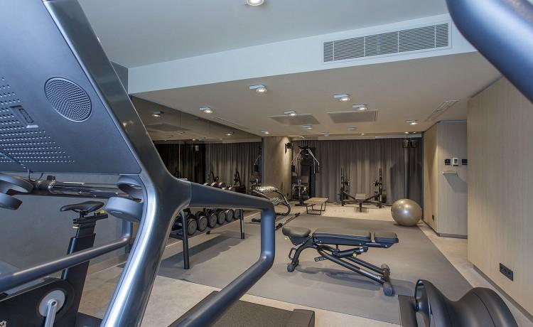 Ilonn Hotel Sala fitness MojeKonferencje