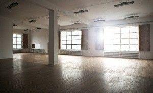 zdjęcie sali konferencyjnej, Makata Studio: Duchnicka i Garażowa, Warszawa