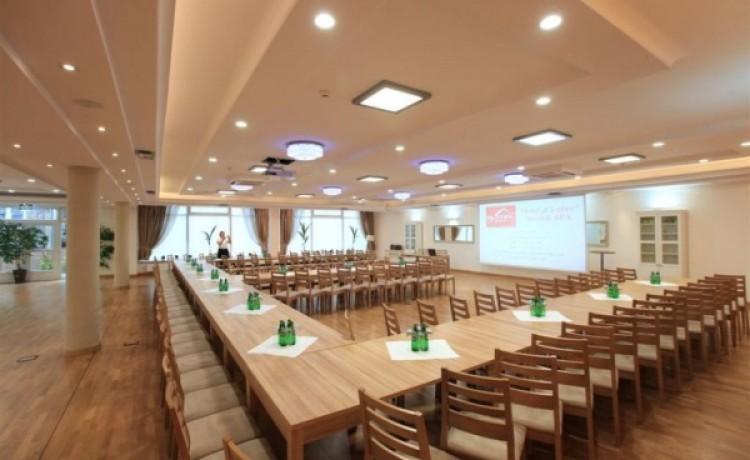zdjęcie sali konferencyjnej, Hotel Cieplice, Jelenia Góra