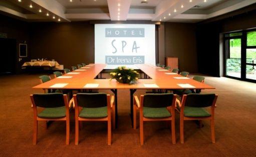 zdjęcie sali konferencyjnej, Hotel SPA Dr Irena Eris Krynica Zdrój, Krynica-Zdrój