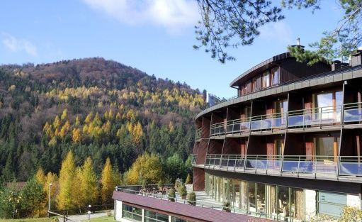 Hotel **** Hotel SPA Dr Irena Eris Krynica Zdrój / 0