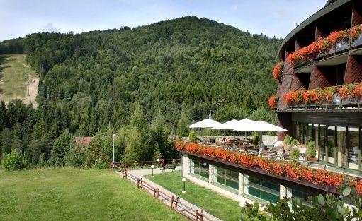Hotel **** Hotel SPA Dr Irena Eris Krynica Zdrój / 2