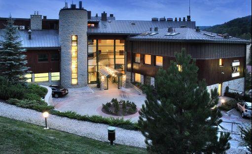 Hotel **** Hotel SPA Dr Irena Eris Krynica Zdrój / 1