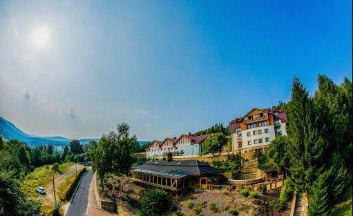 Hotel **** Hotel & Medi - SPA Biały Kamień**** / 1