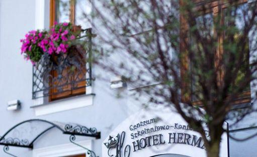 Hotel **** Centrum Szkoleniowo-Konferencyjne HOTEL HERMAN**** / 2