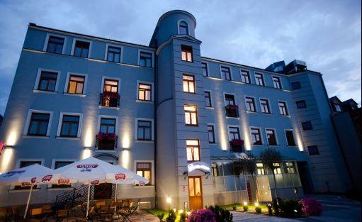 Hotel **** Centrum Szkoleniowo-Konferencyjne HOTEL HERMAN**** / 1