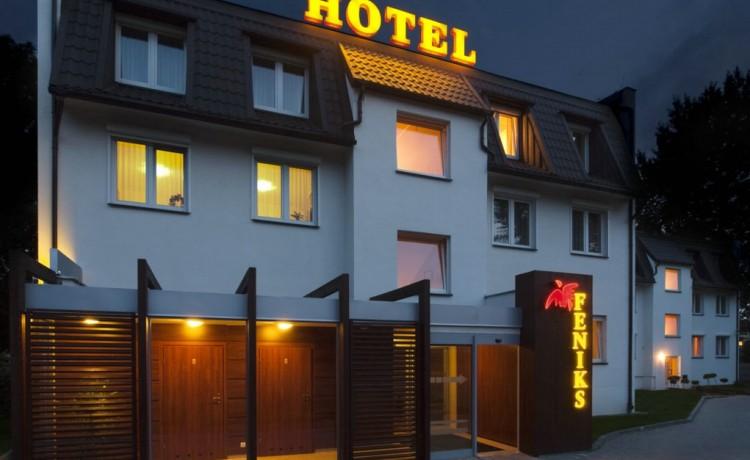 Hotel *** Hotel Feniks / 3