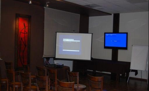 zdjęcie sali konferencyjnej, Hotel *** Altamira , Piotrków Trybunalski