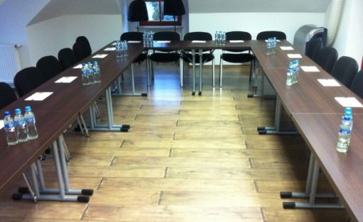 zdjęcie sali konferencyjnej, Hotel B.A.S  Villa Residence, Kraków