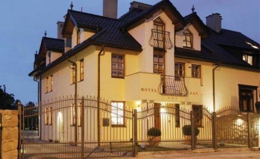 zdjęcie obiektu, Hotel B.A.S  Villa Residence, Kraków