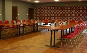zdjęcie sali konferencyjnej, Hotel Marsel, Płock