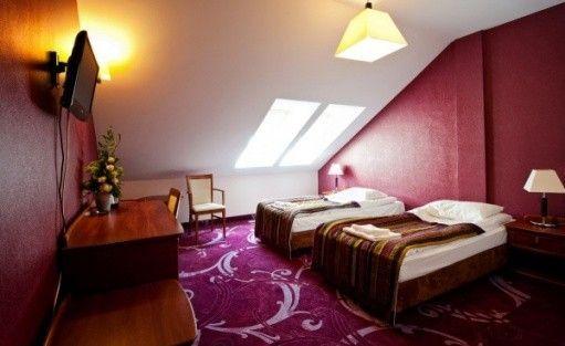 zdjęcie pokoju, Hotel Marsel, Płock