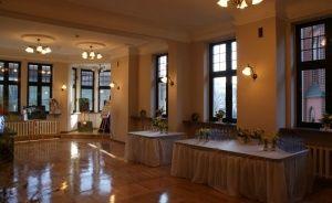 zdjęcie sali konferencyjnej, SKK Sp. z o. o., Bydgoszcz