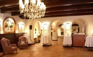 zdjęcie sali konferencyjnej, Dom Restauracyjny Krokodyl, Warszawa