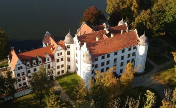 *** Hotel Podewils - XV-wieczny Zamek Rycerski w Krąg