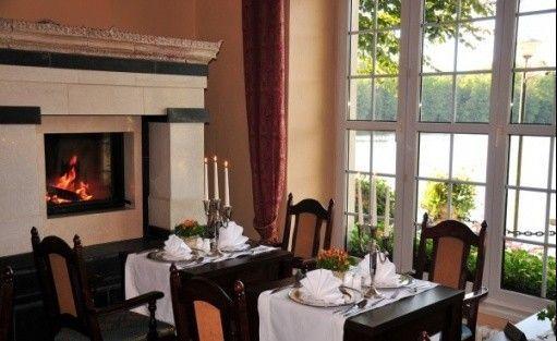 zdjęcie usługi dodatkowej, *** Hotel Podewils - XV-wieczny Zamek Rycerski w Krąg, Polanów