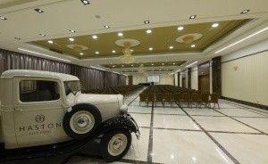 zdjęcie sali konferencyjnej, Haston City Hotel, Wrocław