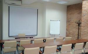 zdjęcie sali konferencyjnej, Centrum Szkoleniowe Europrofes - Łódź, Łódź