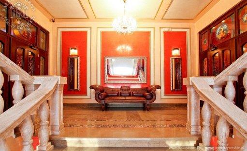 Pałac Pałac Saturna Termy Rzymskie / 4