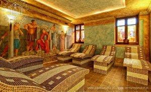Pałac Saturna Termy Rzymskie Pałac / 1