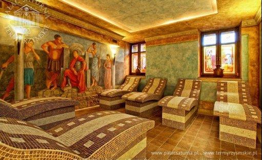Pałac Pałac Saturna Termy Rzymskie / 30