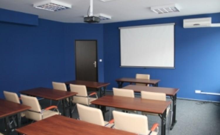 zdjęcie sali konferencyjnej, Centrum Szkoleniowe Europrofes - Rzeszów, Rzeszów