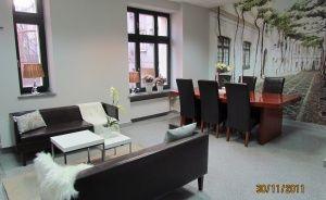 zdjęcie sali konferencyjnej, 4 Work Studio, Katowice