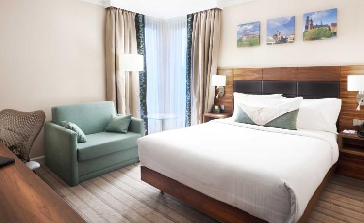 Hotel **** Hilton Garden Inn Kraków / 1