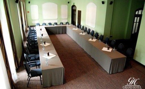 zdjęcie sali konferencyjnej, Hotel Grand w Łodzi, Łódź
