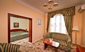 zdjęcie pokoju, Hotel Grand w Łodzi, Łódź