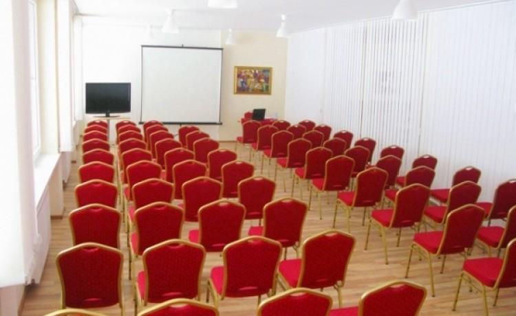 zdjęcie sali konferencyjnej, Zajazd i Ośrodek Konferencyjno - Wczasowy Madohora, Ślemień