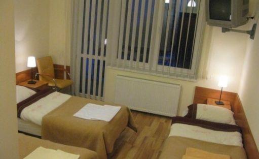 zdjęcie pokoju, Zajazd i Ośrodek Konferencyjno - Wczasowy Madohora, Ślemień