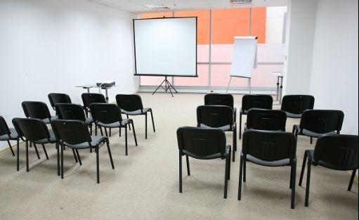 zdjęcie sali konferencyjnej, Warsaw Conference Center, Warszawa
