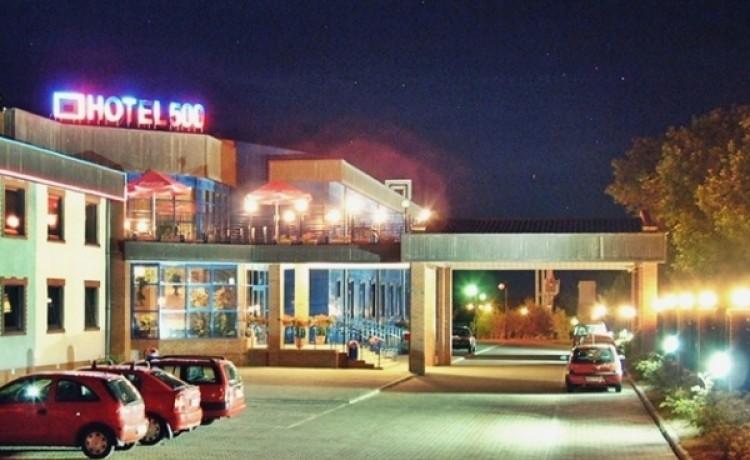 zdjęcie obiektu, Hotel 500 - Stryków, Stryków