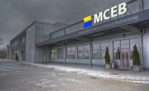 zdjęcie obiektu, Małopolskie Centrum Edukacji Budowlanej, Kraków