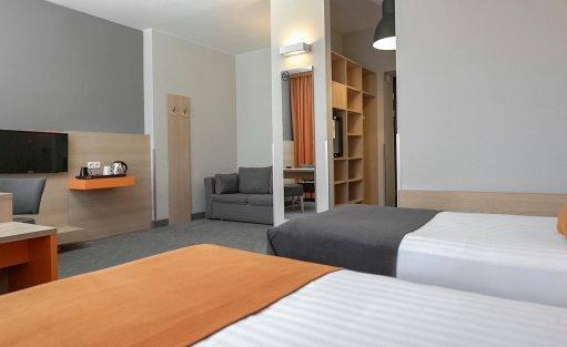 Hotel *** Hotel MDM City Centre / 16