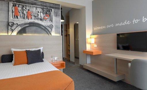 Hotel *** Hotel MDM City Centre / 14