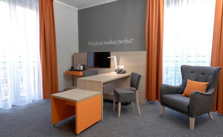 Hotel *** Hotel MDM City Centre / 13