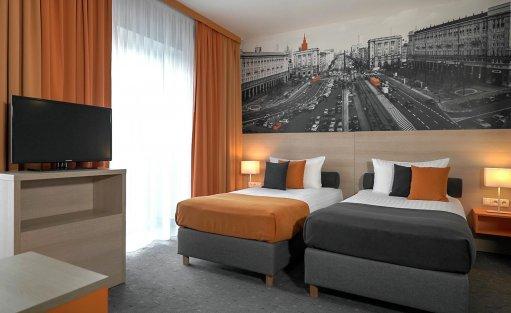 Hotel *** Hotel MDM City Centre / 12