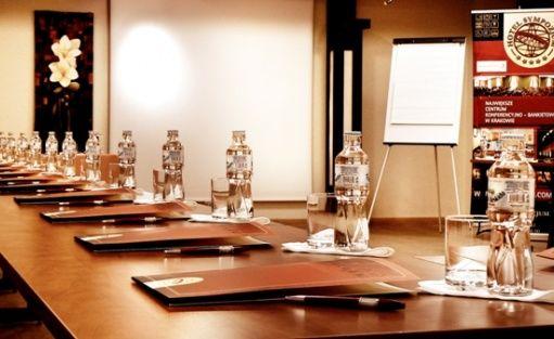 zdjęcie sali konferencyjnej, Hotel Sympozjum ****, Kraków