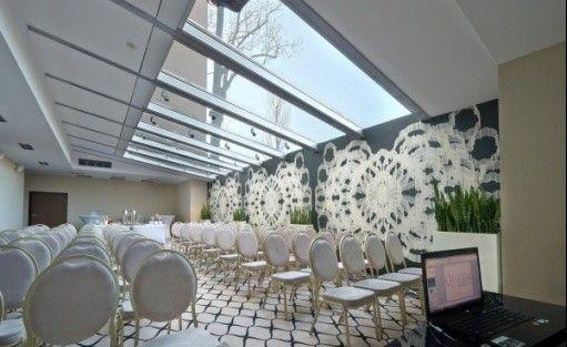 zdjęcie sali konferencyjnej, Queen Boutique Hotel ****, Kraków