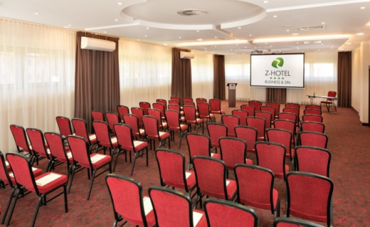 zdjęcie sali konferencyjnej, Z-Hotel Business & Spa, Otwock