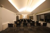 Sala konferencyjna Panorama w kompleksie Szpitalna 13