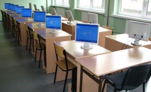 zdjęcie sali konferencyjnej, Głogowskie Centrum Kształcenia, Głogów