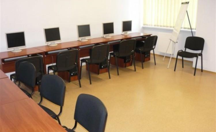 zdjęcie sali konferencyjnej, Instytut Postępowania Twórczego Sp. z o.o., Kobylnica